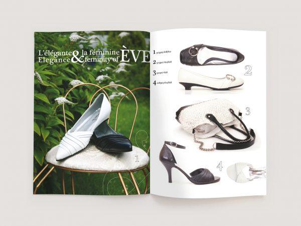 Brochure mode