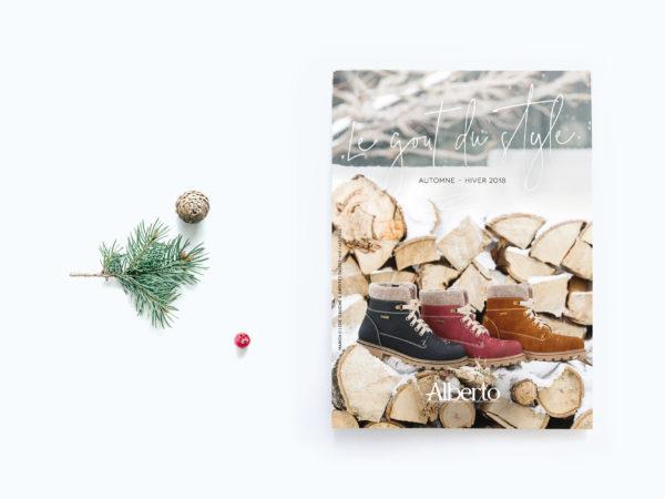 Brochure mode automne-hiver 2018
